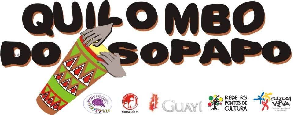 Logo Ponto de Cultura Quilombo de Sopapo